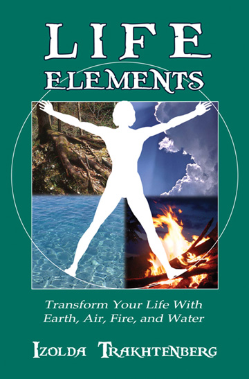 Life elements book cover authentic living