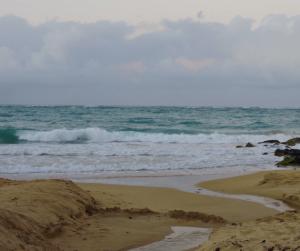 Ocean in Puerto Rico