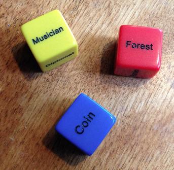 word dice